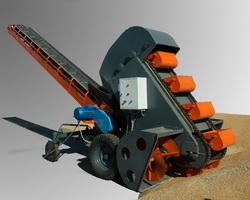 Машины для погрузки зерновых