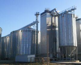 Оборудование для сушки, транспортировки, подработки и хранения сельскохозяйственных культур