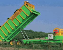 Мобильные зерносушилки