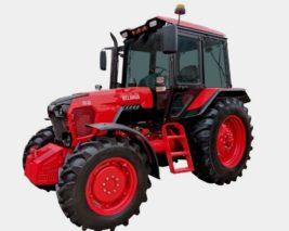 Колёсные трактора