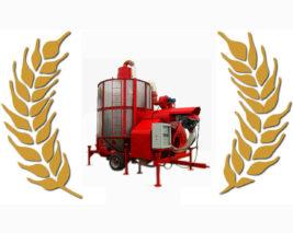 Оборудование для сушки зерновых