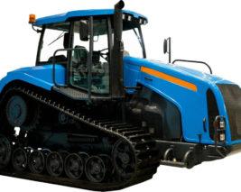 Гусеничные трактора